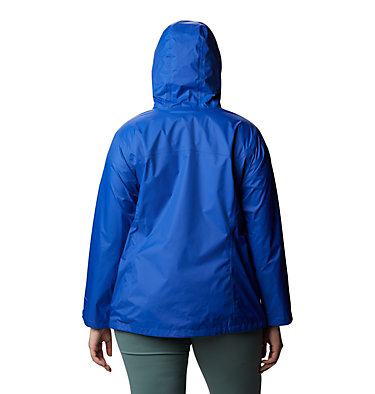 Women's Arcadia™ II Jacket - Plus Size Arcadia™ II Jacket | 410 | 3X, Lapis Blue, back