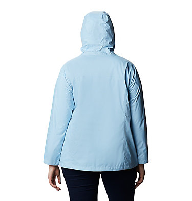 Women's Arcadia™ II Jacket - Plus Size Arcadia™ II Jacket | 584 | 1X, Crystal Blue, back