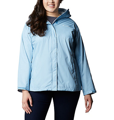 Women's Arcadia™ II Jacket - Plus Size Arcadia™ II Jacket | 584 | 1X, Crystal Blue, front