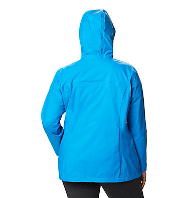 Manteau Arcadia™ II pour femme - Tailles fortes Arcadia™ II Jacket | 410 | 3X, Static Blue, back