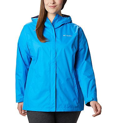 Manteau Arcadia™ II pour femme - Tailles fortes Arcadia™ II Jacket | 410 | 3X, Static Blue, front