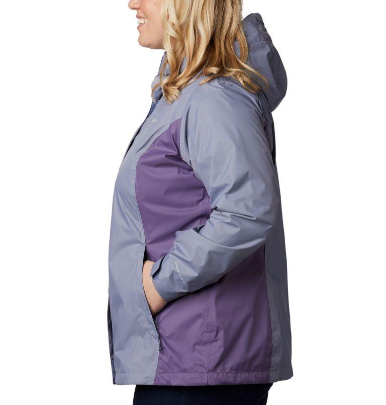 Arcadia™ II Jacket | 556 | 1X Women's Arcadia™ II Jacket - Plus Size, New Moon, Plum Purple, a1
