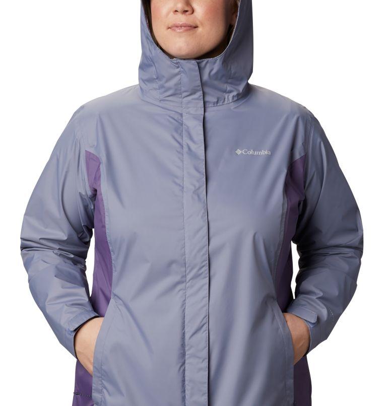 Arcadia™ II Jacket | 556 | 1X Women's Arcadia™ II Jacket - Plus Size, New Moon, Plum Purple, a2
