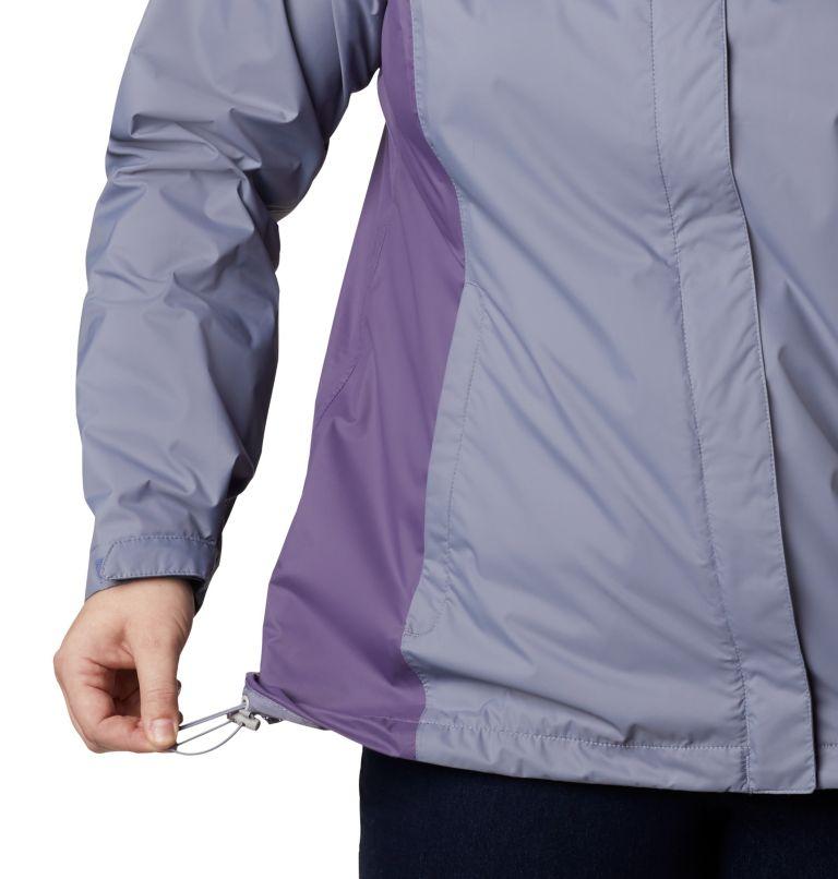 Arcadia™ II Jacket | 556 | 1X Women's Arcadia™ II Jacket - Plus Size, New Moon, Plum Purple, a4