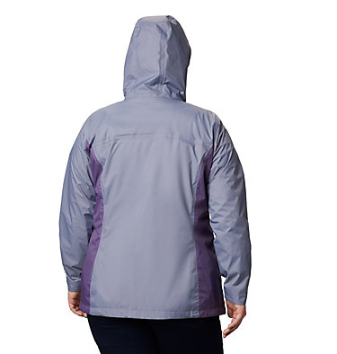 Women's Arcadia™ II Jacket - Plus Size Arcadia™ II Jacket | 584 | 1X, New Moon, Plum Purple, back