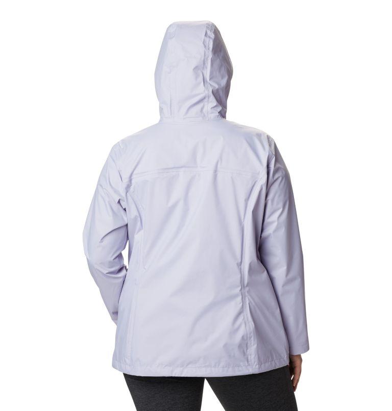 Arcadia™ II Jacket   582   2X Women's Arcadia™ II Jacket - Plus Size, Twilight, back