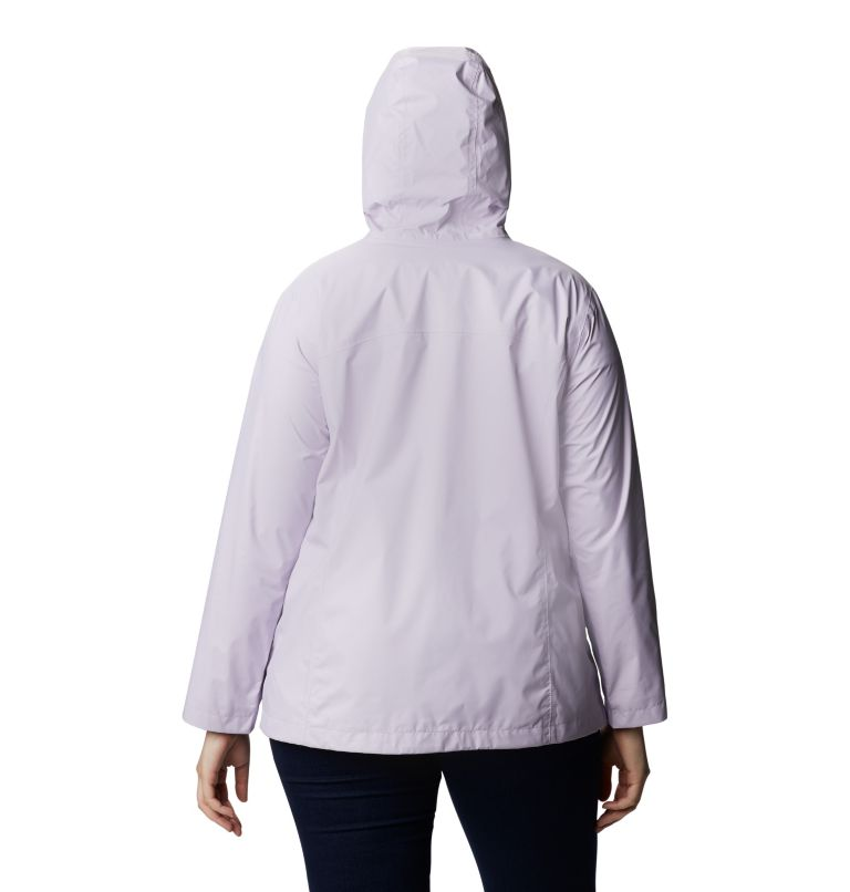 Arcadia™ II Jacket | 584 | 2X Women's Arcadia™ II Jacket - Plus Size, Pale Lilac, back