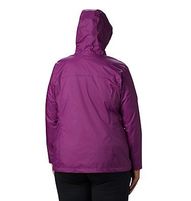 Manteau Arcadia™ II pour femme - Tailles fortes Arcadia™ II Jacket | 410 | 3X, Wild Iris, back