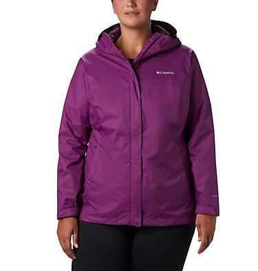 Manteau Arcadia™ II pour femme - Tailles fortes Arcadia™ II Jacket | 410 | 3X, Wild Iris, front