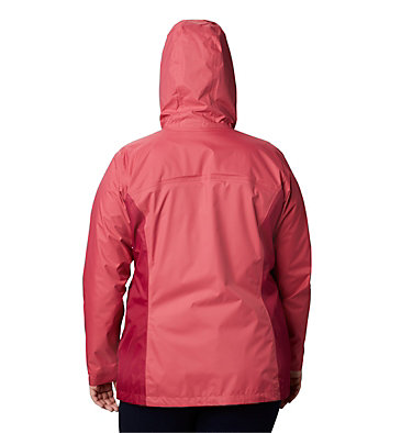 Women's Arcadia™ II Jacket - Plus Size Arcadia™ II Jacket | 584 | 1X, Rouge Pink, Red Orchid, back