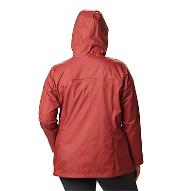 Women's Arcadia™ II Jacket - Plus Size Arcadia™ II Jacket | 410 | 3X, Dusty Crimson, back