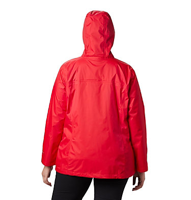 Women's Arcadia™ II Jacket - Plus Size Arcadia™ II Jacket | 584 | 1X, Red Lily, back