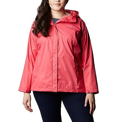 Women's Arcadia™ II Jacket - Plus Size Arcadia™ II Jacket | 584 | 1X, Bright Geranium, front