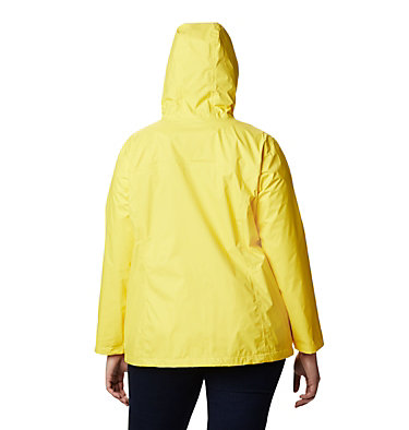 Women's Arcadia™ II Jacket - Plus Size Arcadia™ II Jacket | 584 | 1X, Buttercup, back