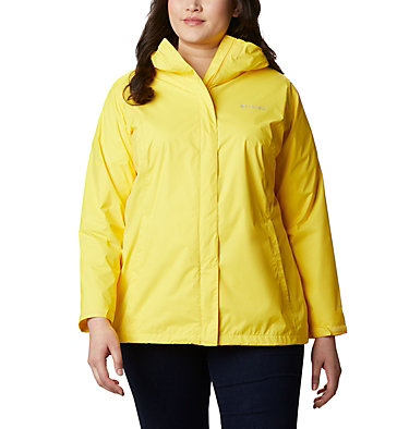 Manteau Arcadia™ II pour femme - Tailles fortes Arcadia™ II Jacket | 582 | 1X, Buttercup, front