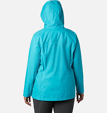 Women's Arcadia™ II Jacket - Plus Size Arcadia™ II Jacket | 584 | 1X, Geyser, back