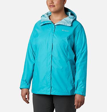 Women's Arcadia™ II Jacket - Plus Size Arcadia™ II Jacket | 584 | 1X, Geyser, front