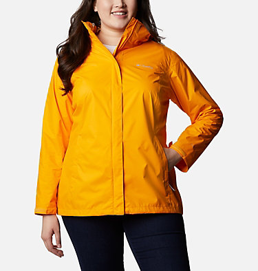 Manteau Arcadia™ II pour femme - Tailles fortes Arcadia™ II Jacket | 410 | 3X, Bright Marigold, front