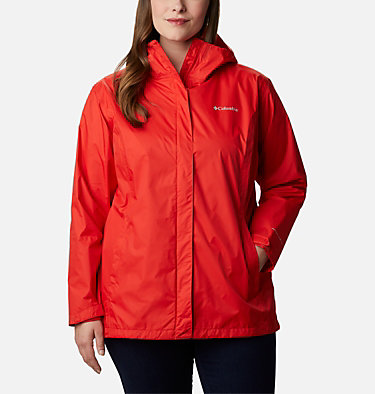 Women's Arcadia™ II Jacket - Plus Size Arcadia™ II Jacket | 584 | 1X, Bold Orange, front