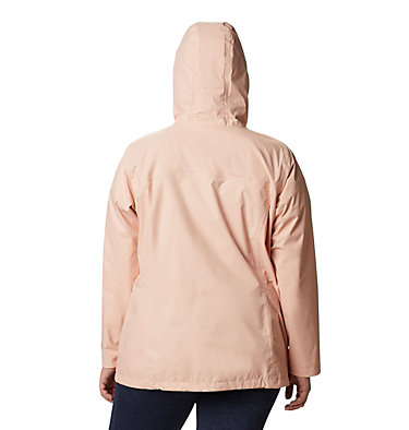 Women's Arcadia™ II Jacket - Plus Size Arcadia™ II Jacket | 584 | 1X, Peach Cloud, back