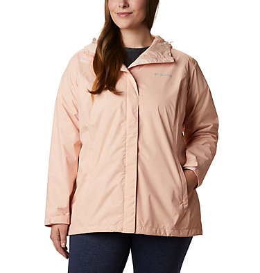 Women's Arcadia™ II Jacket - Plus Size Arcadia™ II Jacket | 584 | 1X, Peach Cloud, front
