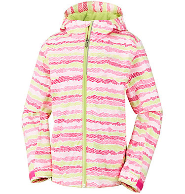 Splash Maker Regenjacke Junior , front