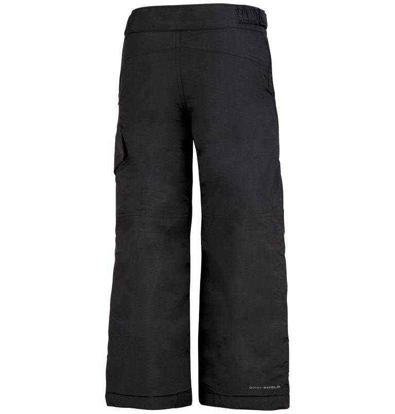 Ice Slope™ II Pant | 010 | M Boys' Ice Slope™ II Ski Pant, Black, back