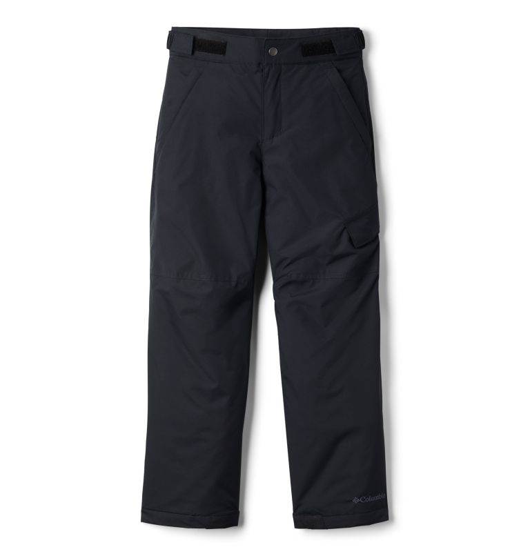 Ice Slope™ II Pant | 010 | M Boys' Ice Slope™ II Ski Pant, Black, front