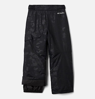 Ice Slope™ II Hose für Jungen Ice Slope™ II Pant | 018 | XS, Black Camo Emboss, back