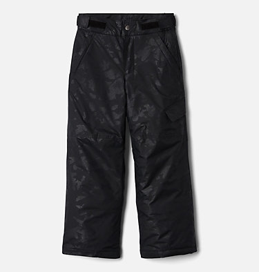 Boys' Ice Slope™ II Pant Ice Slope™ II Pant | 018 | XS, Black Camo Emboss, front