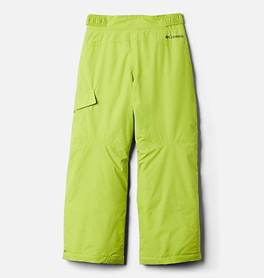 Pantalone Ice Slope™ II da ragazzo Ice Slope™ II Pant | 018 | XS, Bright Chartreuse, back