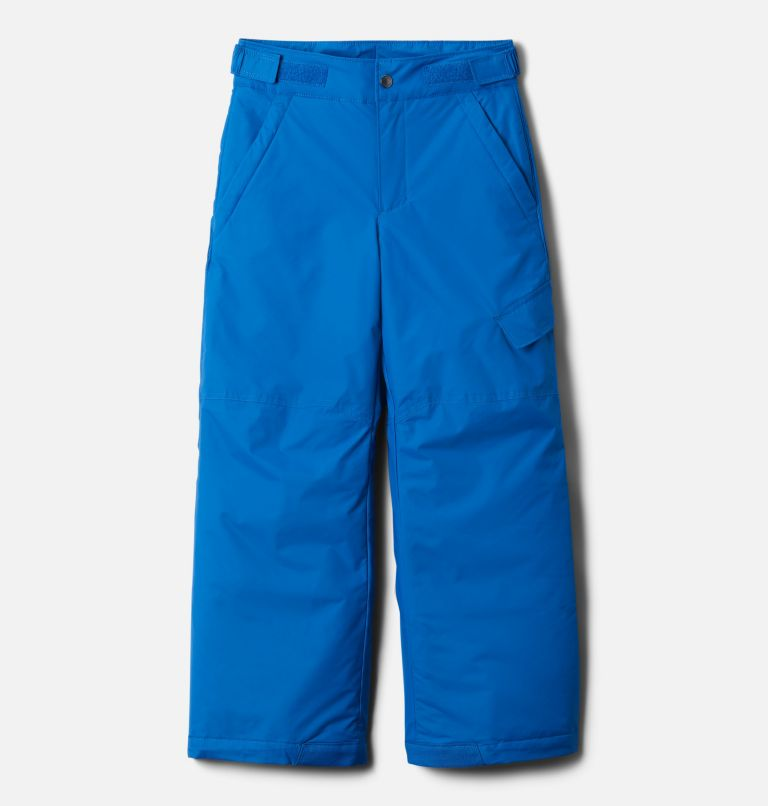 Ice Slope™ II Pant | 432 | XL Boys' Ice Slope™ II Ski Pant, Bright Indigo, front