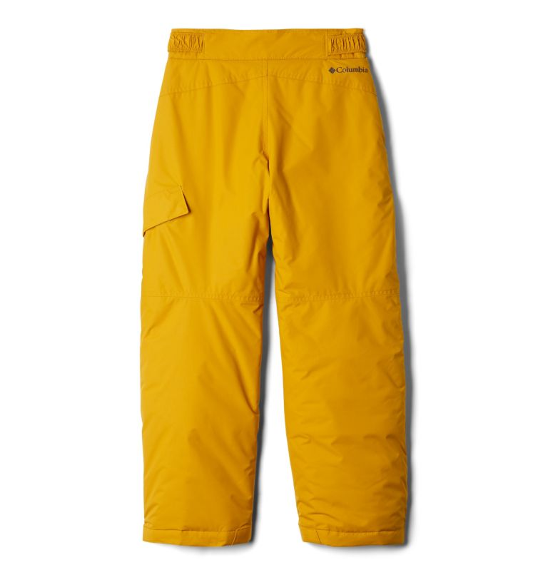 Ice Slope™ II Pant | 705 | L Boys' Ice Slope™ II Pant, Golden Yellow, back