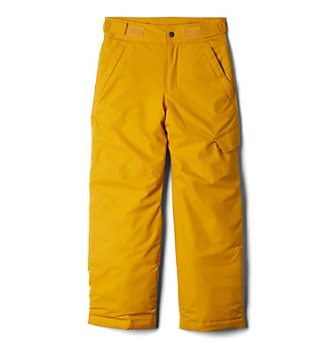 Pantalone Ice Slope™ II da ragazzo Ice Slope™ II Pant | 018 | XS, Golden Yellow, front