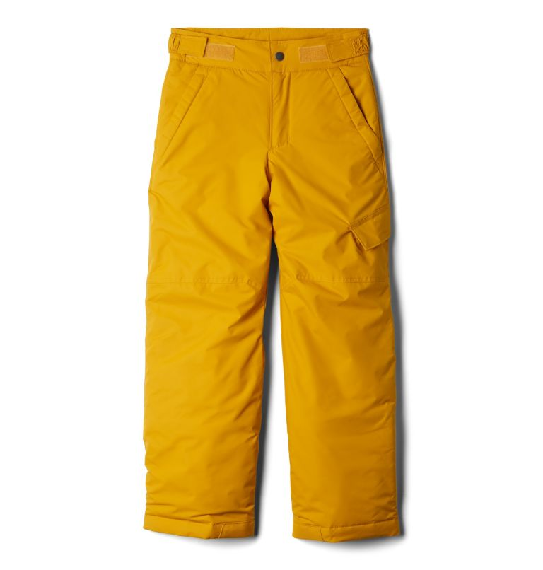 Ice Slope™ II Pant | 705 | L Boys' Ice Slope™ II Pant, Golden Yellow, front