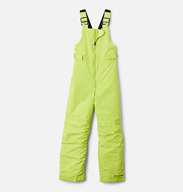 Boys' Snowslope™ II Bib Snowslope™ II Bib   432   XS, Bright Chartreuse, front