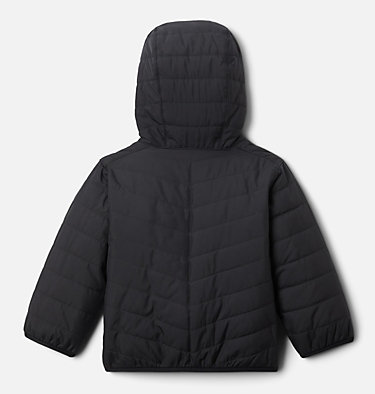 Toddler Double Trouble™ Reversible Jacket Double Trouble™ Jacket | 356 | 4T, Black, back