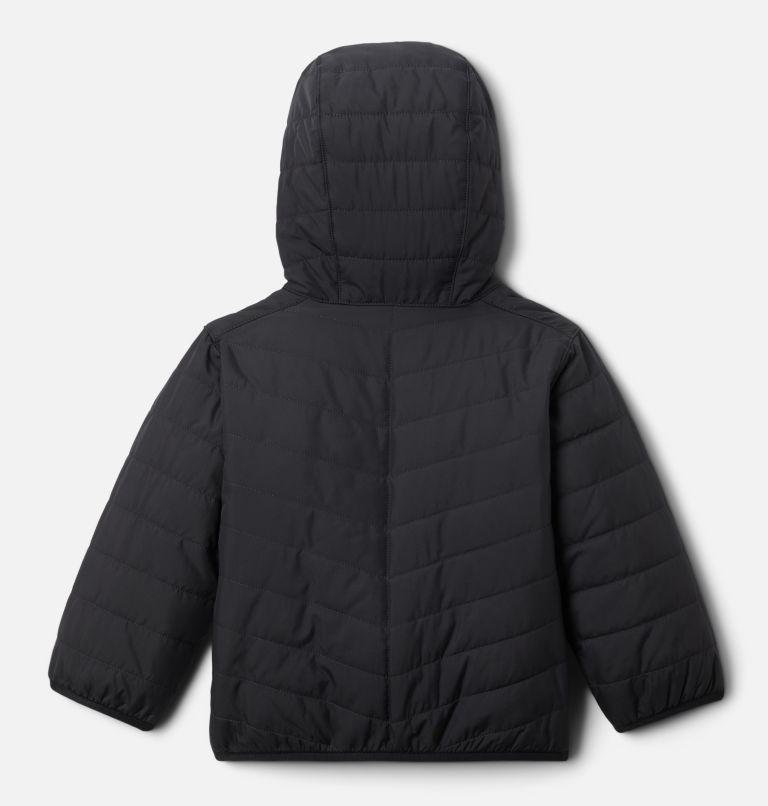 Double Trouble™ Jacket | 018 | 4T Toddler Double Trouble™ Reversible Jacket, Black, back