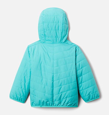 Toddler Double Trouble™ Reversible Jacket Double Trouble™ Jacket | 356 | 4T, Dolphin, back