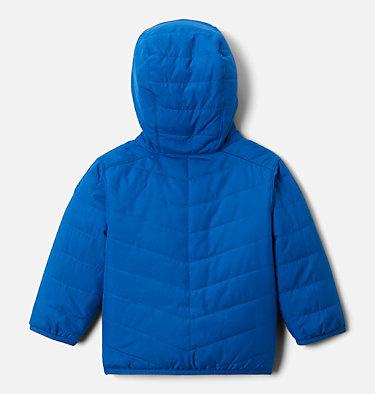 Toddler Double Trouble™ Reversible Jacket Double Trouble™ Jacket | 575 | 2T, Bright Indigo, back