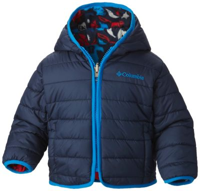 497a9cd5126 Toddler Double Trouble™ Reversible Jacket