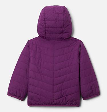 Toddler Double Trouble™ Reversible Jacket Double Trouble™ Jacket | 575 | 2T, Plum, back