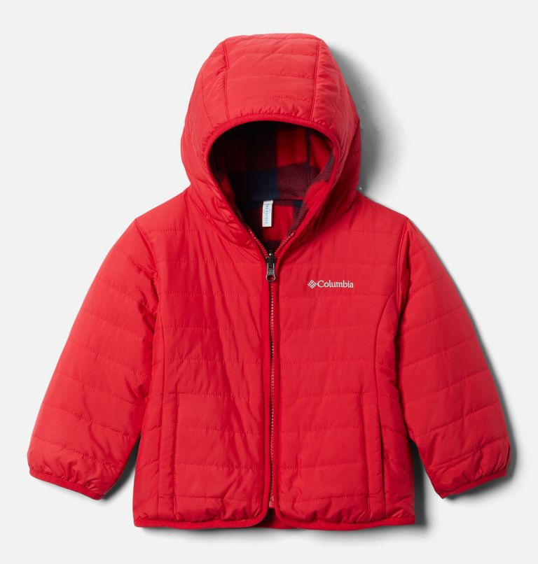 Toddler Double Trouble™ Reversible Jacket Toddler Double Trouble™ Reversible Jacket, front