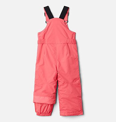 Toddler Snowslope™ II Bib Snowslope™ II Bib | 023 | 2T, Bright Geranium, back