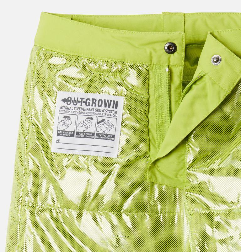 Bugaboo™ II Pant   386   M Youth Bugaboo™ II Ski Pant, Bright Chartreuse, a1