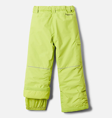 Pantaloni Bugaboo™ II per bimbi Bugaboo™ II Pant | 307 | XS, Bright Chartreuse, back