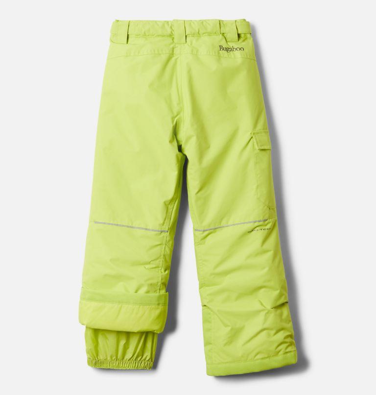 Bugaboo™ II Pant   386   M Youth Bugaboo™ II Ski Pant, Bright Chartreuse, back