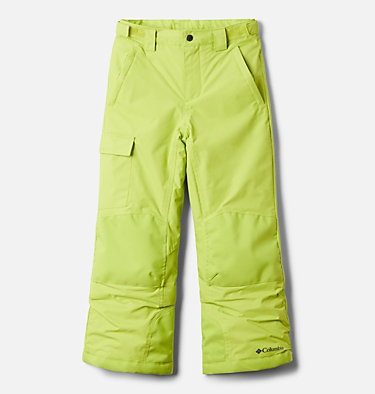 Kids' Bugaboo™ II Pant Bugaboo™ II Pant | 307 | XS, Bright Chartreuse, front