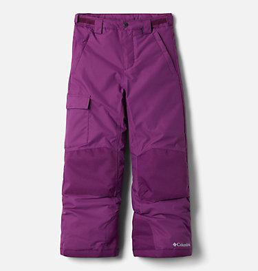 Pantaloni Bugaboo™ II per bimbi Bugaboo™ II Pant | 307 | XS, Plum, front