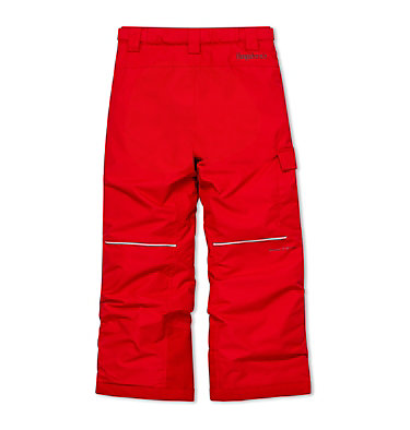 Pantalon Bugaboo™ II Enfant Bugaboo™ II Pant | 307 | XS, Mountain Red, back